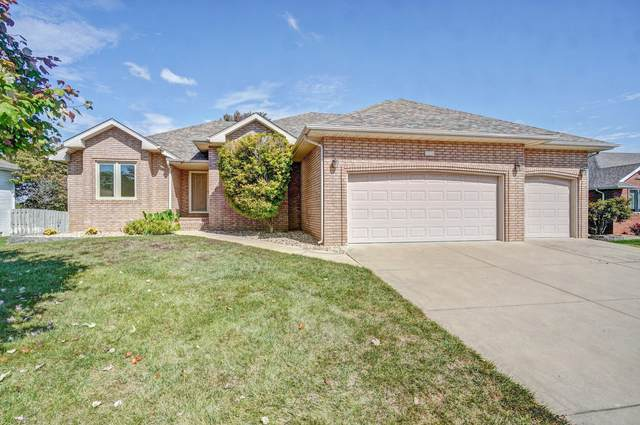 1605 E Highview Drive, Ozark, MO 65721 (MLS #60174385) :: Team Real Estate - Springfield