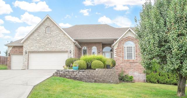 2703 W Trevor Trail, Ozark, MO 65721 (MLS #60174399) :: Team Real Estate - Springfield