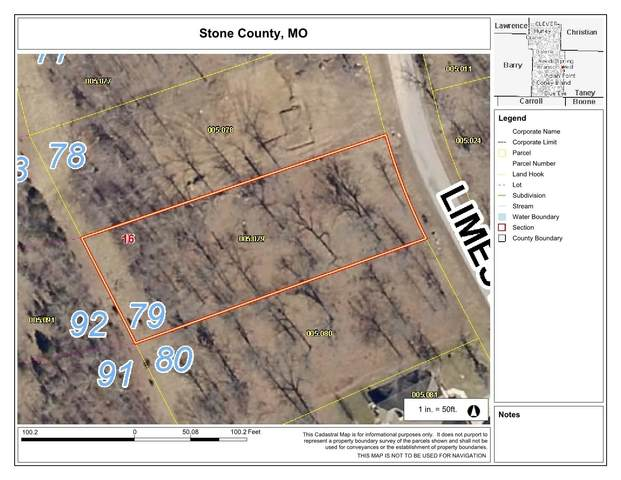 Lot 79 Limestone Drive, Branson West, MO 65737 (MLS #60174417) :: Weichert, REALTORS - Good Life