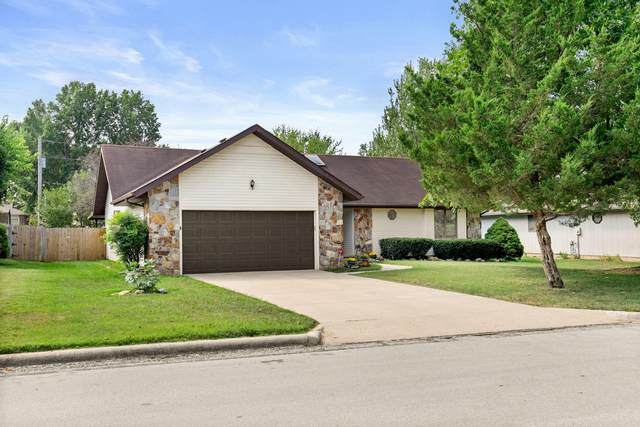 110 W Tonya Street, Nixa, MO 65714 (MLS #60174485) :: Team Real Estate - Springfield