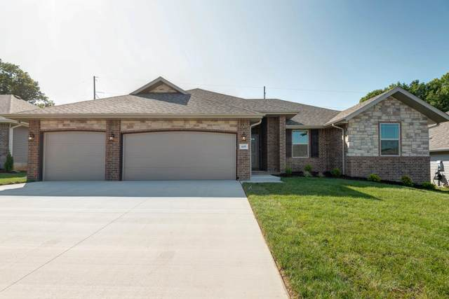 1659 N Penrose Avenue Lot 154, Nixa, MO 65714 (MLS #60174506) :: Team Real Estate - Springfield