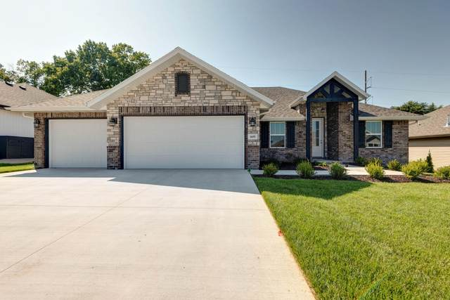 1655 N Penrose Avenue Lot 155, Nixa, MO 65714 (MLS #60174522) :: Team Real Estate - Springfield