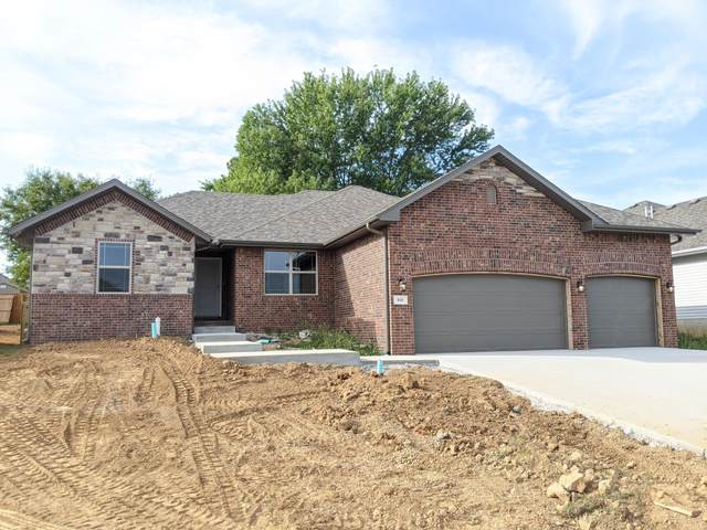 810 E Purple Martin Street Lot 160, Nixa, MO 65714 (MLS #60174537) :: Team Real Estate - Springfield