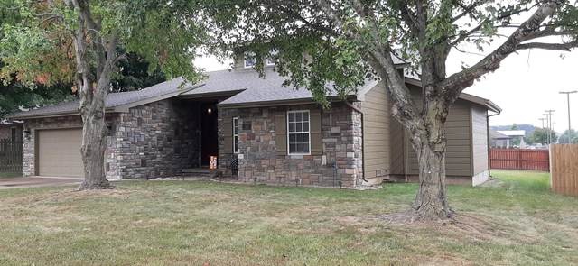 103 S Ellen Avenue, Nixa, MO 65714 (MLS #60174548) :: Team Real Estate - Springfield