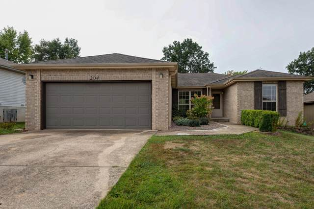 204 Pinehill Court, Nixa, MO 65714 (MLS #60174572) :: Team Real Estate - Springfield
