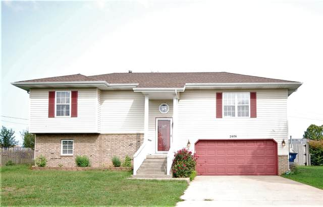 2606 Lavender Street, Ozark, MO 65721 (MLS #60174597) :: Team Real Estate - Springfield