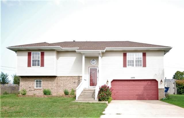 2606 Lavender Street, Ozark, MO 65721 (MLS #60174597) :: Winans - Lee Team | Keller Williams Tri-Lakes