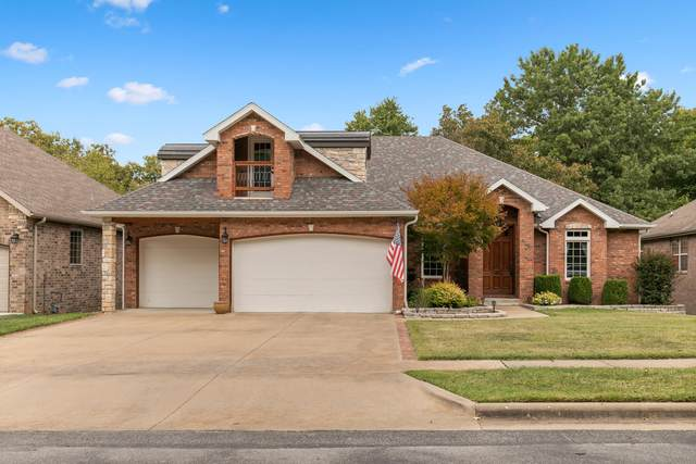 3945 W Maplewood Street, Springfield, MO 65807 (MLS #60174807) :: Team Real Estate - Springfield