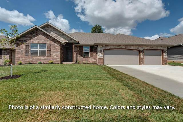 1837 S Shayla Avenue Lot 21, Springfield, MO 65802 (MLS #60174818) :: Team Real Estate - Springfield