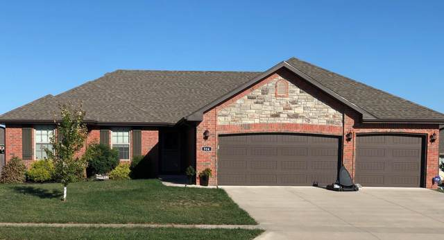 514 Patriot Place Drive, Rogersville, MO 65742 (MLS #60174923) :: The Real Estate Riders