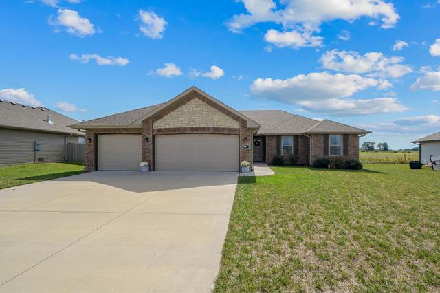 994 Capitol Hill Drive, Rogersville, MO 65742 (MLS #60174957) :: The Real Estate Riders