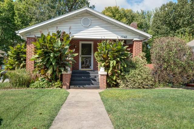 1343 S Kimbrough Avenue, Springfield, MO 65807 (MLS #60175017) :: Weichert, REALTORS - Good Life