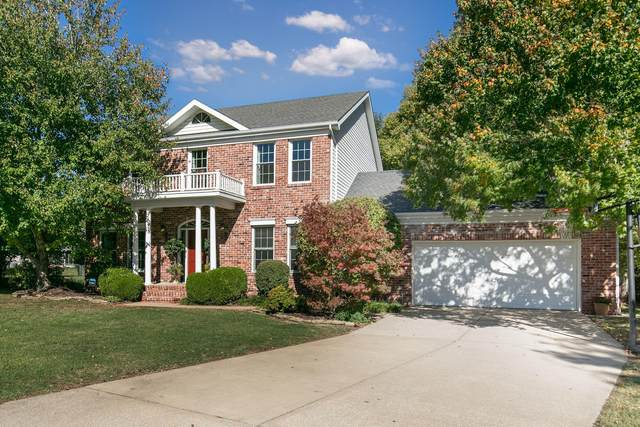 3416 S Ashley Court, Springfield, MO 65809 (MLS #60175160) :: Weichert, REALTORS - Good Life