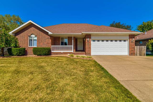 3565 W Roxbury Street, Springfield, MO 65807 (MLS #60175209) :: Sue Carter Real Estate Group