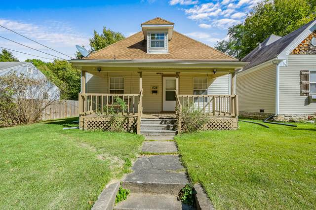838 S Weaver Avenue, Springfield, MO 65806 (MLS #60175505) :: Evan's Group LLC