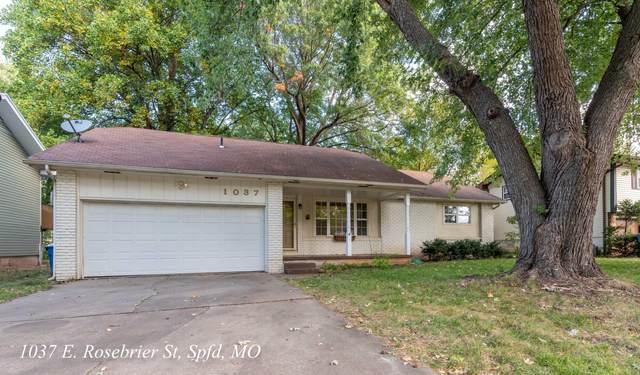 1037 E Rosebrier Street, Springfield, MO 65807 (MLS #60175549) :: Sue Carter Real Estate Group