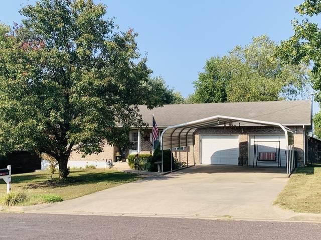 412 Schulz Avenue, Monett, MO 65708 (MLS #60175572) :: Team Real Estate - Springfield