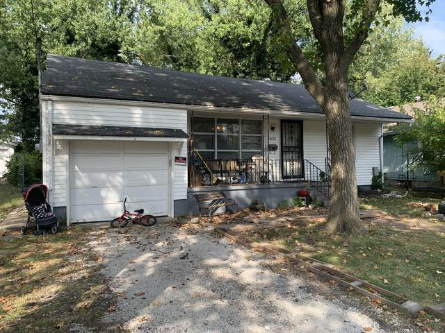 1633 E Central Street, Springfield, MO 65802 (MLS #60175686) :: Evan's Group LLC