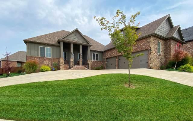 1431 N Rich Hill Circle, Nixa, MO 65714 (MLS #60175735) :: Sue Carter Real Estate Group