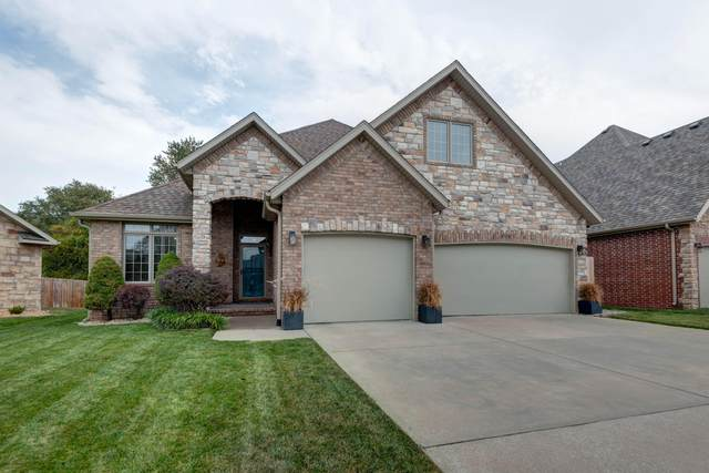 4576 S Stoney Court, Springfield, MO 65810 (MLS #60175788) :: Sue Carter Real Estate Group
