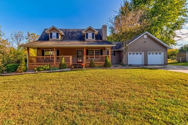 662 Harris Boulevard, Ozark, MO 65721 (MLS #60175856) :: Team Real Estate - Springfield