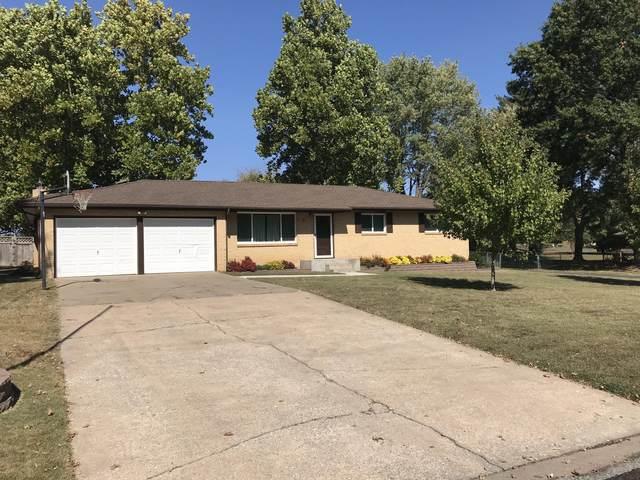 916 Hillcrest Drive, Monett, MO 65708 (MLS #60175931) :: Team Real Estate - Springfield