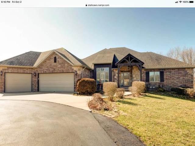 201 W Castlegate Drive, Ozark, MO 65721 (MLS #60175995) :: Team Real Estate - Springfield