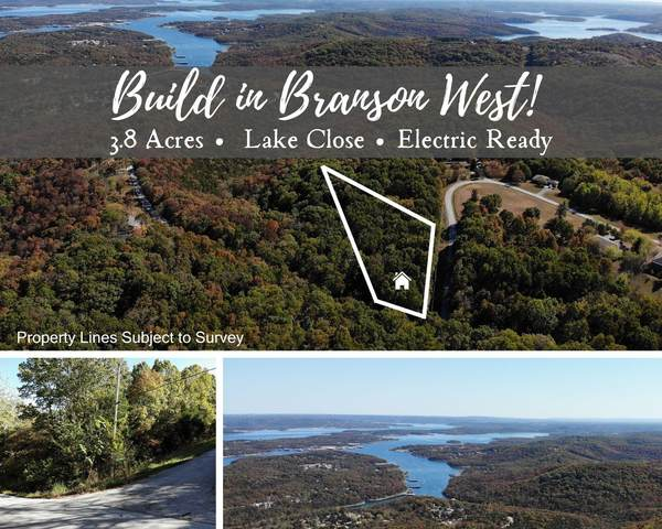 Lot 11 Bypass Loop, Branson West, MO 65737 (MLS #60176230) :: Sue Carter Real Estate Group