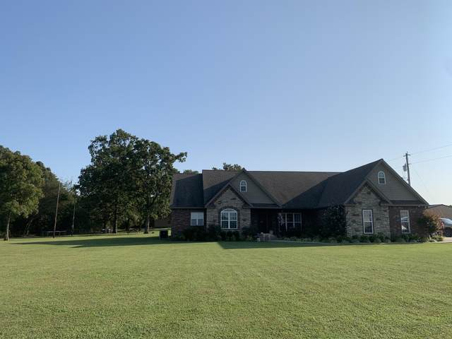 62725 E 170 Road, Wyandotte, OK 74370 (MLS #60176322) :: The Real Estate Riders