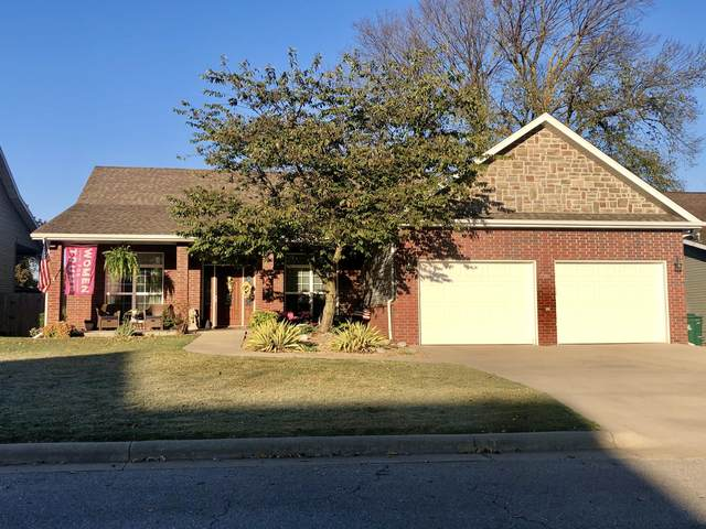 1206 Old Orchard Drive, Monett, MO 65708 (MLS #60176414) :: Team Real Estate - Springfield