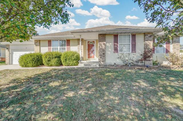 121 Carter Court, Clever, MO 65631 (MLS #60176461) :: Team Real Estate - Springfield