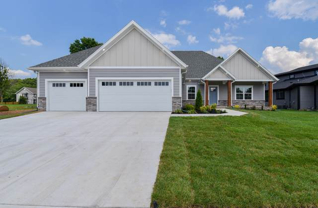 715 S Thornridge Lane, Springfield, MO 65809 (MLS #60176681) :: Winans - Lee Team | Keller Williams Tri-Lakes