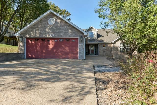 1712 Pointe Royale Drive, Branson, MO 65616 (MLS #60176708) :: Evan's Group LLC