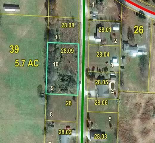 Lot 11 Yocom Drive, Anderson, MO 64831 (MLS #60176796) :: Team Real Estate - Springfield