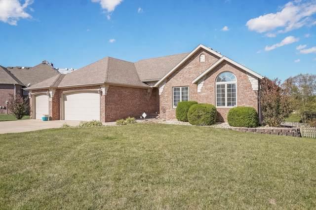 809 W Georgia Street, Nixa, MO 65714 (MLS #60176831) :: Sue Carter Real Estate Group