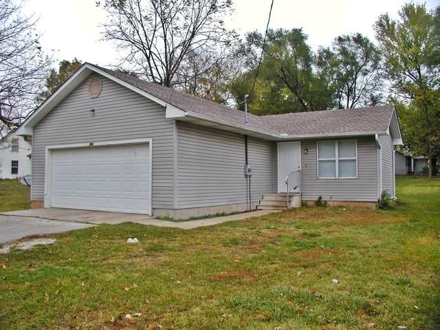 202 S Howard Street, Willard, MO 65781 (MLS #60176877) :: Sue Carter Real Estate Group