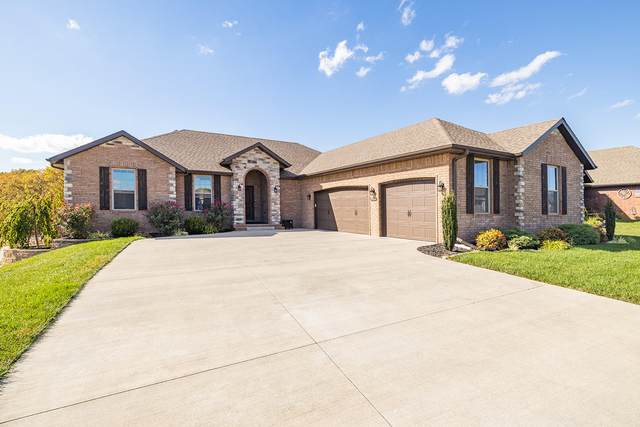 5825 S Cottonwood Drive, Battlefield, MO 65619 (MLS #60176949) :: Sue Carter Real Estate Group
