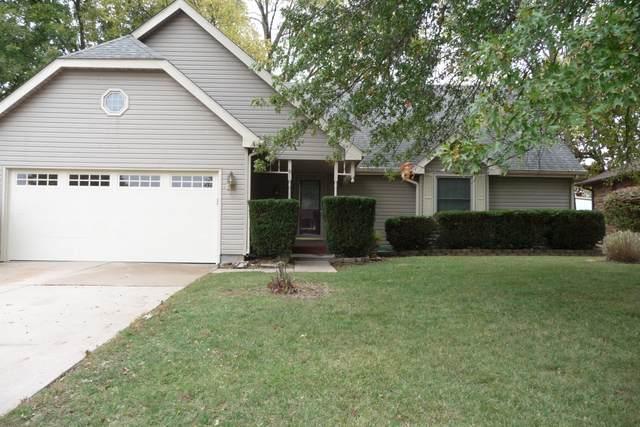 1820 Plaza Drive, Nixa, MO 65714 (MLS #60176957) :: Sue Carter Real Estate Group