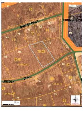 Tbd Lincoln Drive Lot 111, Noel, MO 64854 (MLS #60177015) :: Team Real Estate - Springfield
