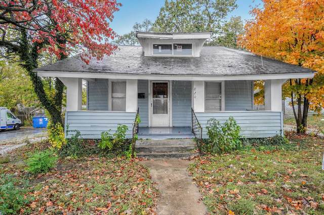820 E Division Street, Springfield, MO 65803 (MLS #60177130) :: Sue Carter Real Estate Group