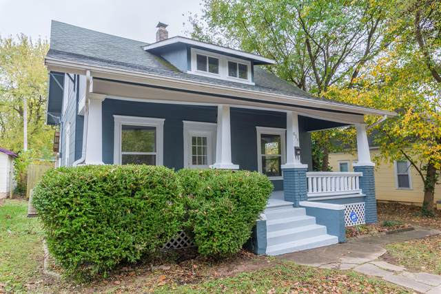 816 S Newton Avenue, Springfield, MO 65806 (MLS #60177166) :: Sue Carter Real Estate Group