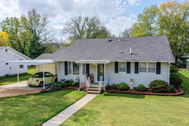1628 Strait Avenue, Seneca, MO 64865 (MLS #60177173) :: Sue Carter Real Estate Group