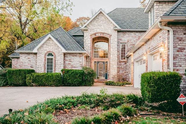 3309 E Tanbark Trail, Springfield, MO 65804 (MLS #60177202) :: Sue Carter Real Estate Group