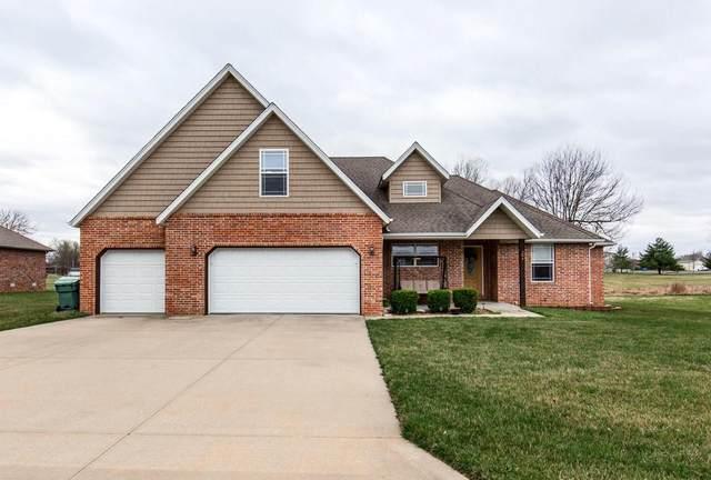 204 W Pheasant Lane, Willard, MO 65781 (MLS #60177205) :: The Real Estate Riders
