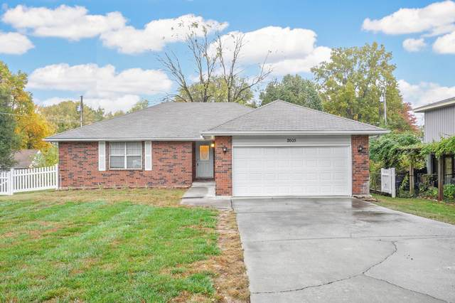 2605 W Primrose Lane, Springfield, MO 65807 (MLS #60177299) :: Weichert, REALTORS - Good Life