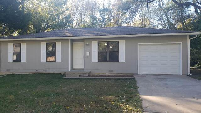 1219 N Clifton Avenue, Springfield, MO 65802 (MLS #60177360) :: Evan's Group LLC