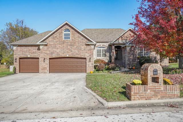4213 W Fair Haven Drive, Nixa, MO 65714 (MLS #60177414) :: Sue Carter Real Estate Group