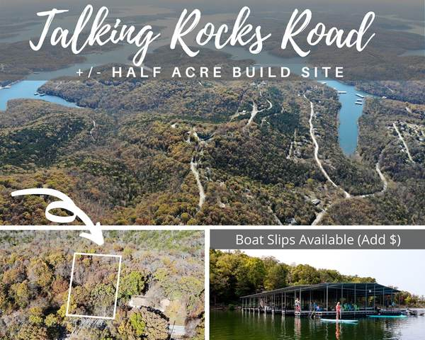 Lot 29 Talking Rocks Road, Reeds Spring, MO 65737 (MLS #60177475) :: The Real Estate Riders