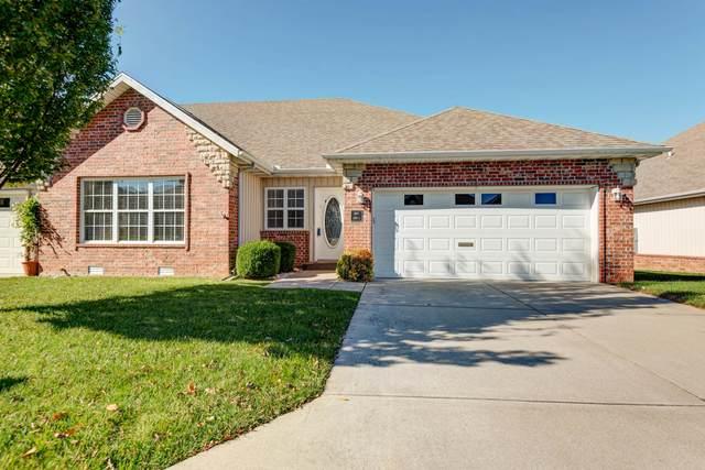 1360 N Sandy Creek Circle #4, Nixa, MO 65714 (MLS #60177621) :: United Country Real Estate