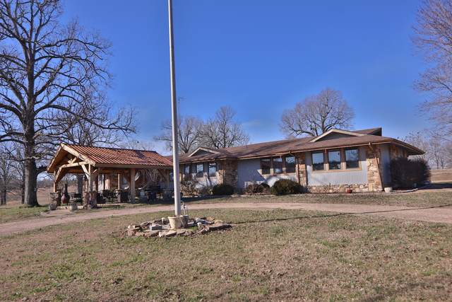 5146 Highway 9 North, Camp, AR 72520 (MLS #60177761) :: Evan's Group LLC